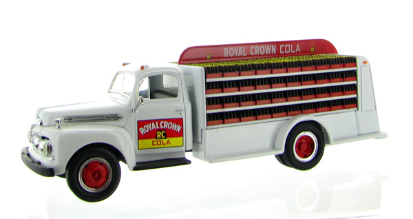 18-1073 - First Gear Royal Crown Cola Item has been