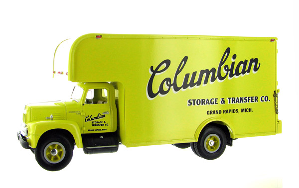 19-1527 - First Gear Columbian Van and Storage 2 Grand