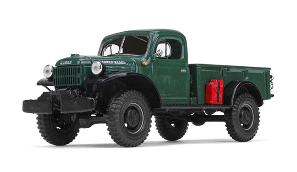 19-4090 - First Gear 1949 Dodge Power Wagon Express Pickup