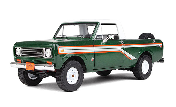 40-0391 - First Gear Replicas 1979 International Scout Terra Pickup