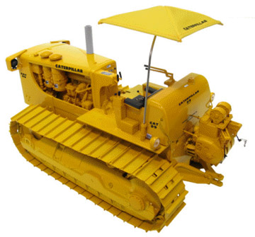49-0148 - First-Gear-Caterpillar-D9-Series-E-Introduced