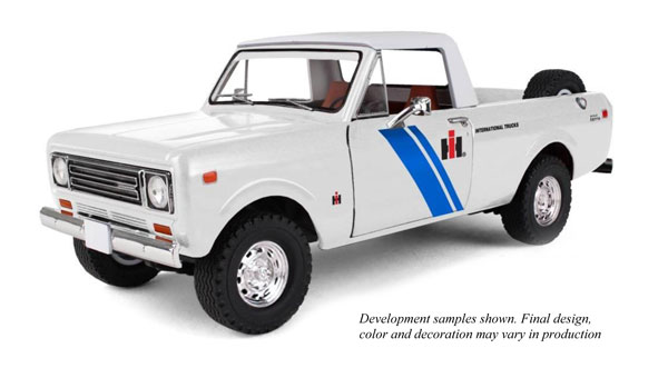 49-0358 - First Gear IH Dealer 1979 International Scout Terra
