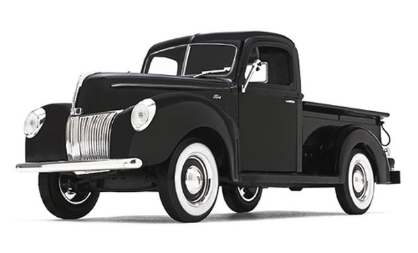 49-0393 - First Gear 1940 Ford Pickup