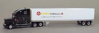 50-0120 - First Gear Texaco Havoline Freightliner FLD120 Tractor