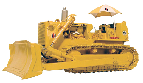 50-3132 - First Gear International TD 25 Dozer