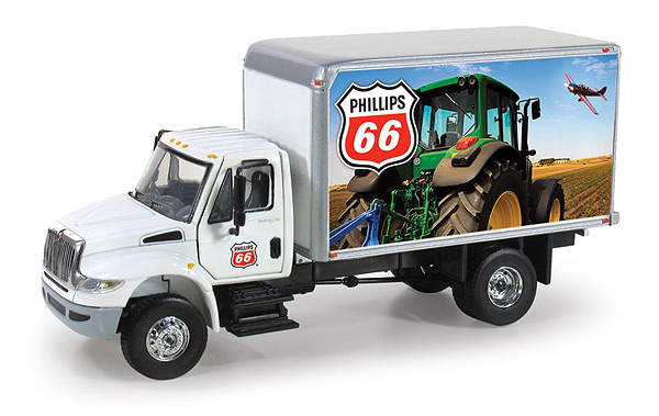 50-3275 - First Gear Phillips 66 International DuraStar Delivery Truck