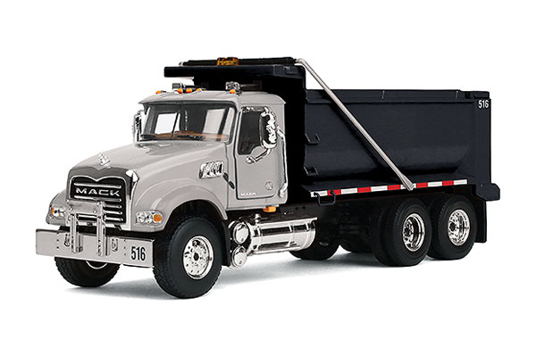 50-3355 - First Gear Mack Granite Dump Truck