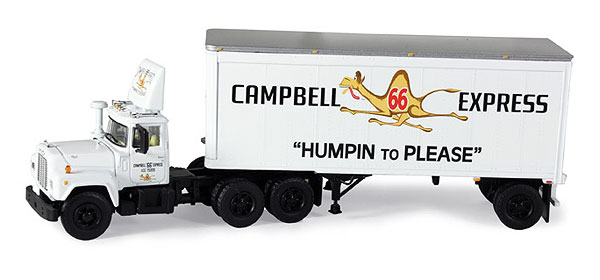 60-0254 - First Gear Campbell 66 Express Mack R