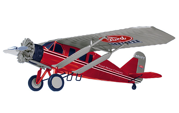 79-0534 - First Gear Replicas Ford Tractor Bellanca Skyrocket Airplane