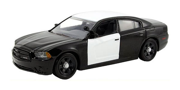 CHG-008 - First Response Police 2014 Dodge Charger