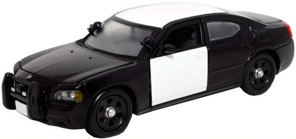 DC-208 - First Response Police 2010 Dodge Charger