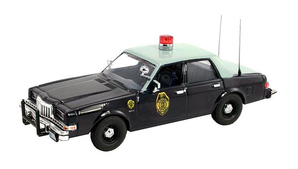 DIP-112 - First Response Kansas Highway Patrol 1985 Dodge Diplomat
