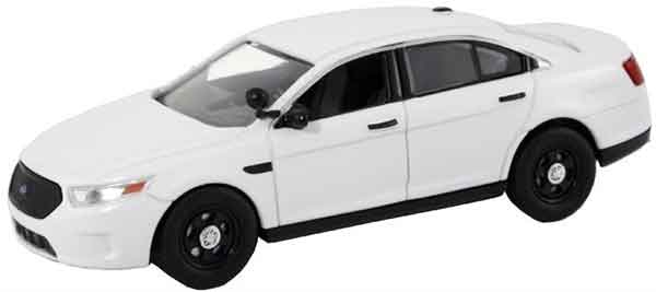 FDS-001 - First Response Police 2014 Ford Police Interceptor