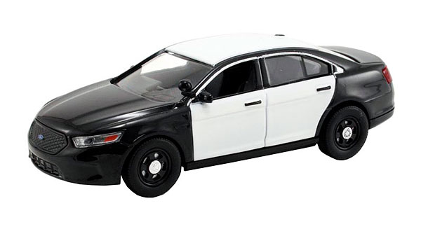 FDS-003 - First Response Police 2014 Ford Police Interceptor