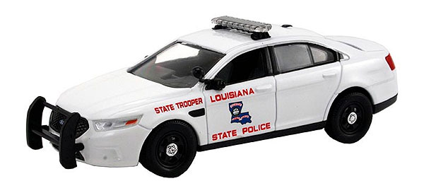 FDS-113 - First Response Louisiana State Police 2014 Ford Police Interceptor