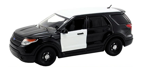 FDU-003 - First Response Police 2014 Ford Police Interceptor Utility