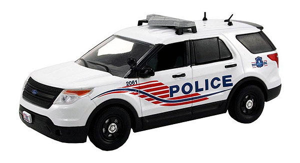 FDU-109 - First Response Washington DC 2014 Ford Police Interceptor