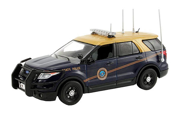 FDU-110 - First Response West Virginia State Police 2014 Ford