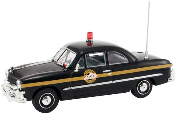 FRD-106 - First Response Kentucky State Police 1950 Ford 2