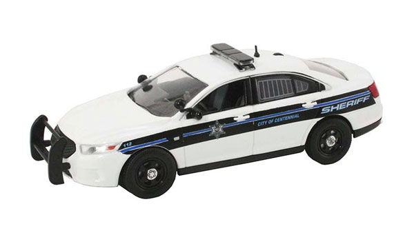 PR-172 - First Response Centennial CO 2014 Ford Police Interceptor