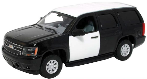 TAH-003 - First Response Police Chevy Tahoe