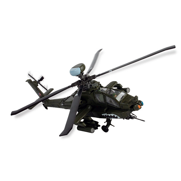 75008 - Forces Of Valor US AH 64D Apache Longbow Bravo