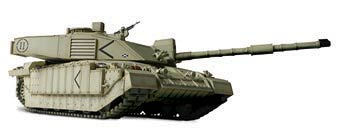 85019 - Forces Of Valor UK Challenger Tank Barsa 2003 Operation