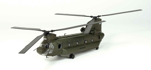 Forces Of Valor CH 47D Chinook Helicopter 101st Airborne Division