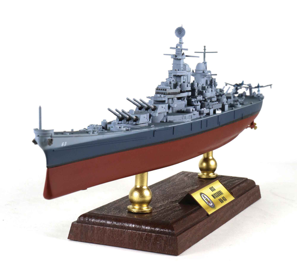 FV-861003A - Forces Of Valor USS Missouri Battleship BB 63