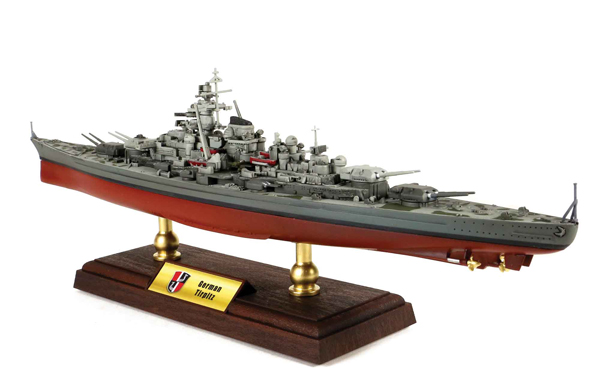 FV-861005A - Forces Of Valor KMS Tirpitz Battleship