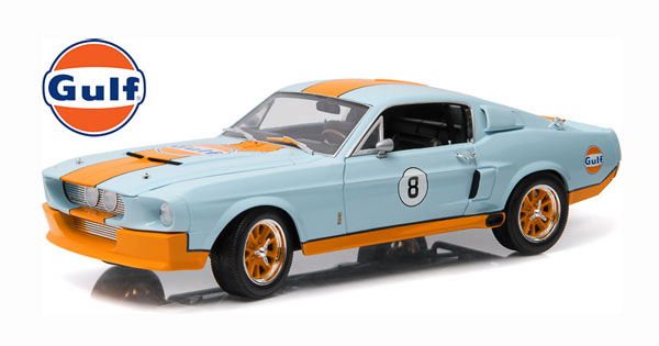 12954 - Greenlight Gulf Oil Shelby GT 500