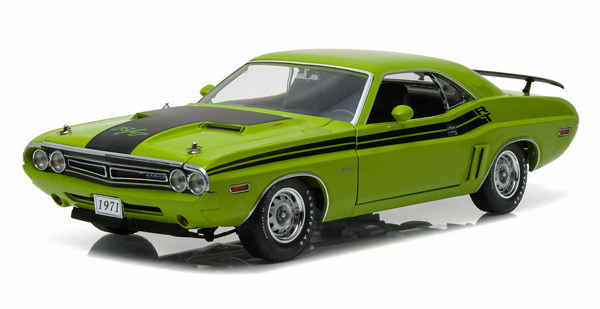 12960 - Greenlight 1971 Dodge Challenger HEMI R_T