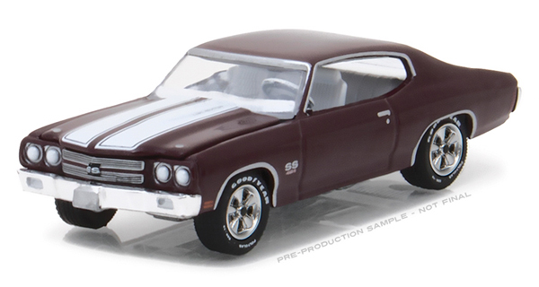 13190-C - Greenlight 1970 Chevrolet Chevelle SS 454