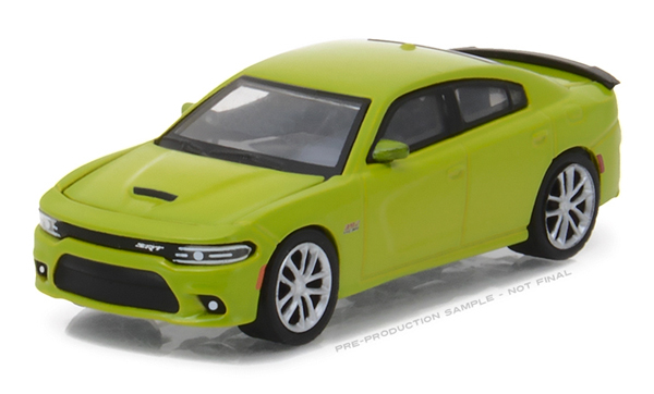 13190-F - Greenlight 2017 Dodge Charger SRT 392
