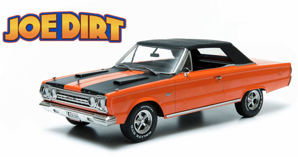 19006 - Greenlight 1967 Plymouth Belvedere GTX Convertible from