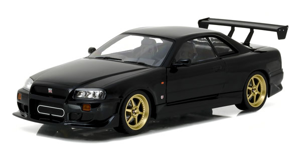 19030 - Greenlight 1999 Nissan Skyline GT R R34