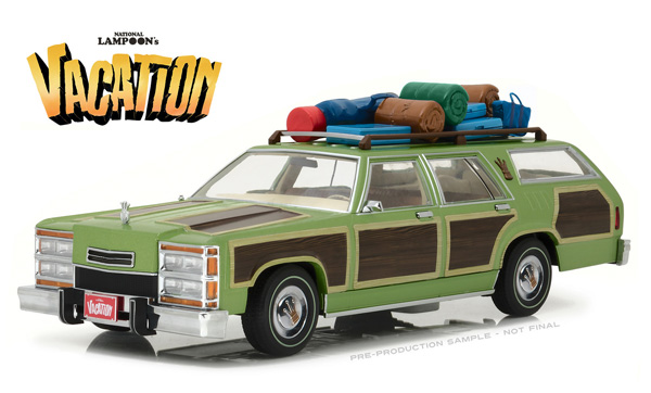 19031 - Greenlight 1979 Family Truckster Wagon Queen