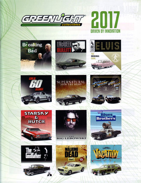2017CATALOG - Greenlight 2017 GreenLight Collectibles Catalog 46 Full