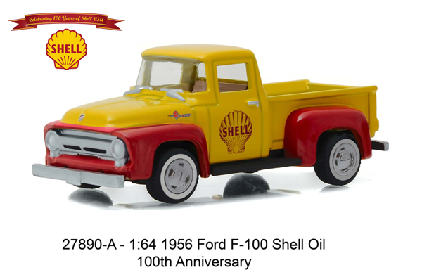 27890-A - Greenlight Shell 1956 Ford