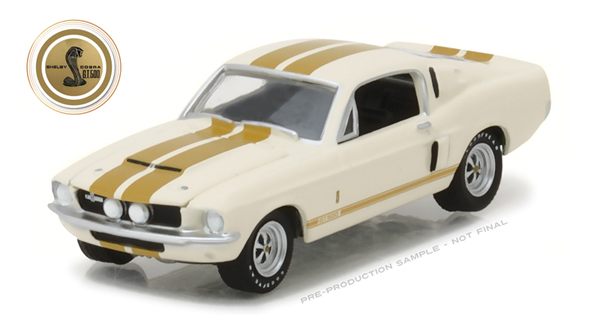 27920-A - Greenlight 1967 Shelby GT500 50th Anniversary Anniversary