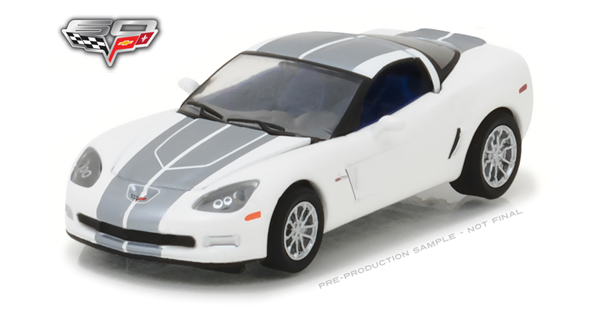 27920-C - Greenlight 2013 Chevrolet Corvette Z06 60th Anniversary