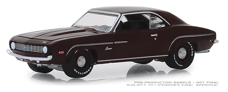 27980-A - Greenlight Diecast 1969 Chevrolet COPO Camaro COPO Turns 50