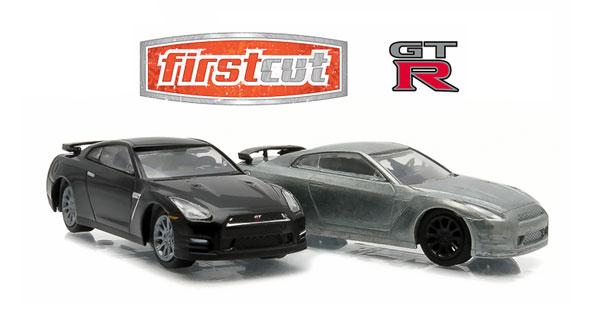 29831 - Greenlight 2014 Nissan Skyline GT R R35