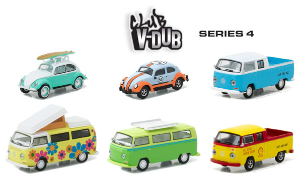 29860-CASE - Greenlight Club V Dub Series 4 6