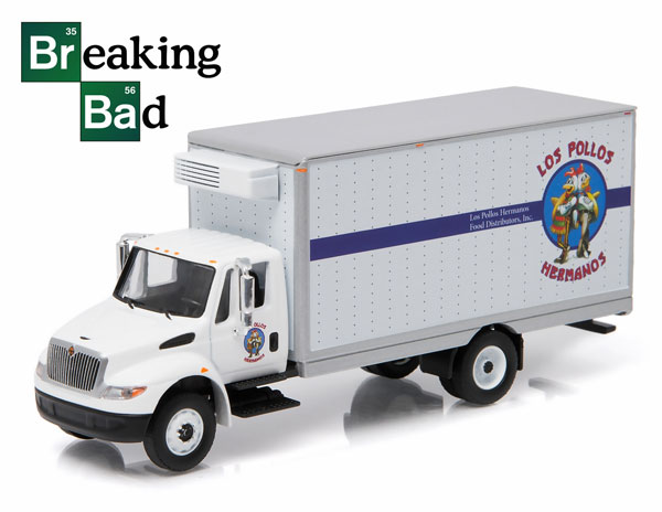 29864 - Greenlight Los Pollos Hermanos 2013 International Durastar