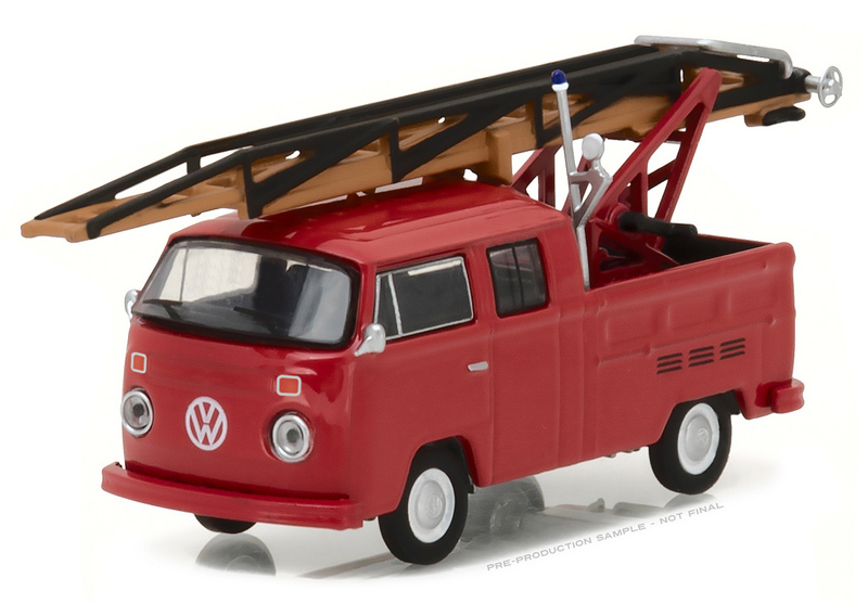 29870-E - Greenlight 1976 Volkswagen Type 2 Double Cab