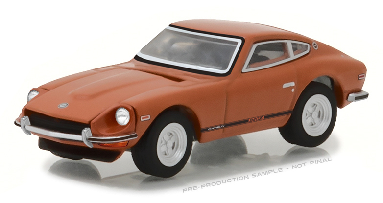 29880-A - Greenlight 1970 Datsun 240Z 46 Brock Racing