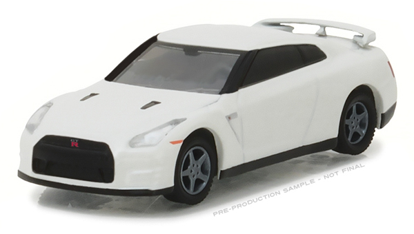 29880-F - Greenlight 2014 Nissan GT R R35