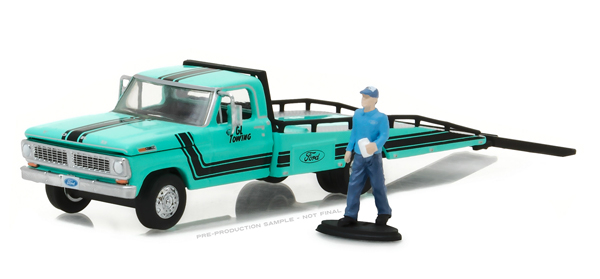 29892 - Greenlight 1970 Ford