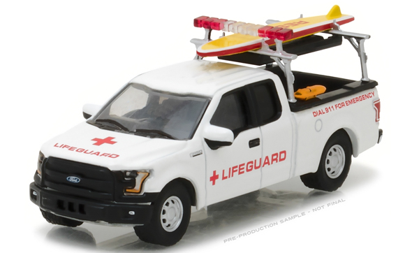 29899 - Greenlight Lifeguard 2016 Ford